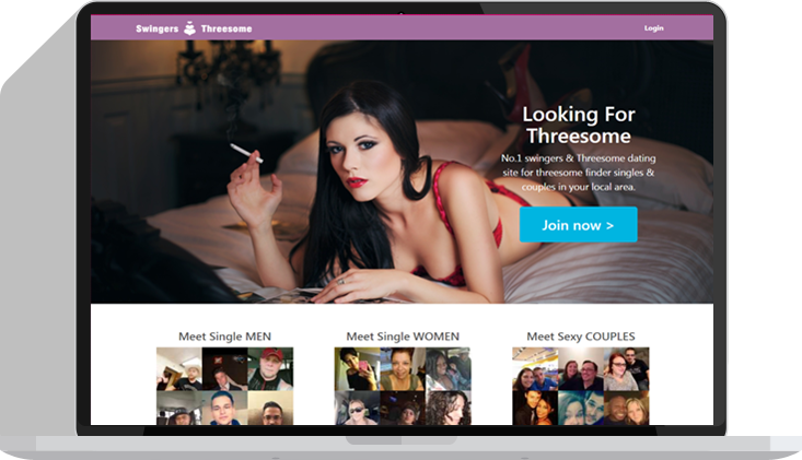 Threesome dating websites